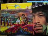 The Jimi Hendrix Expiriens-Electric Ladyland-Part 1+2.2lp EX+/NM Англия