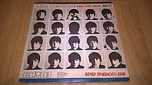 The Beatles / Битлз (A Hard Day's Night) 1964. (LP). 12. Vinyl. Пластинка. F/EX+