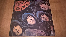 The Beatles / Битлз (Rubber Soul) 1965. LP. 12. Vinyl. Пластинка. Russia.
