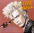 "Billy Idol  ""Whiplash Smile"" - LP - 1st press."