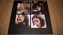 The Beatles / Битлз (Let It Be) 1970. (LP). 12. Vinyl. Пластинка. Antrop. Russia.