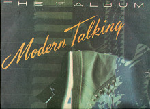 "Продам вініл Modern Talking ""The 1st Album"" – 1985"