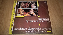 Creedence Clearwater Revival (Traveling Band) 1969-70. (LP). 12. Vinyl. Пластинка.