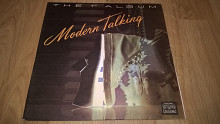 Modern Talking (The 1st Album) 1985. LP. 12. Vinyl. Пластинка. Bulgaria. NM/EX+