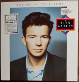 Rick Astley ‎– Hold Me In Your Arms (1988)(made in Germany)