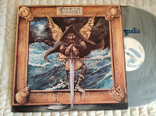 Jethro Tull - Broadsword & the Beast 1982 / Chrysalis PV 41380 , usa vg++/m