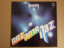 Nazareth ‎– Razamanaz (Philips ‎– 6303 085, Germany) EX+/NM-