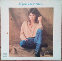 Suzi Quatro - if you knew Suzi