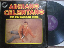 ADRIANO CELENTANO 20 GREATEST HITS GERMANY