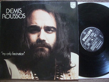 DEMIS ROUSSOS MY ONLY FASCINATION GERMANY