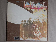 Led Zeppelin ‎– Led Zeppelin II (Atlantic ‎– SD 8236, Canada) EX/EX