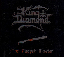King Diamond - The Puppet Master (CD+DVD)