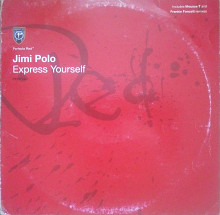 Jimi Polo - express yourself