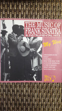 THE music of Frank Sinatra 1994(фирменный)