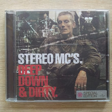 "Stereo MC's ‎""Deep Down & Dirty"" Фирменный CD. Made in UK"