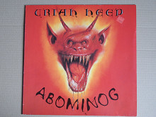 Uriah Heep ‎– Abominog (Castle Classics ‎– CLALP 110, UK) NM-NM-