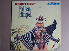 Uriah Heep ‎– Fallen Angel (Bronze ‎– 26 449 XOT, Germany) EX+/NM-