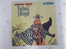Uriah Heep ‎– Fallen Angel (Bronze ‎– 26 449 XOT, Germany) EX+/EX+