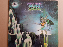 Uriah Heep ‎– Demons And Wizards (Bronze ‎– ILPS 9193, Israel) EX+/EX+