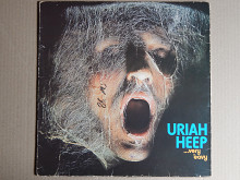 Uriah Heep ‎– ...Very 'Eavy Very 'Umble... (Bronze ‎– 85 690 ET, Germany) EX/EX+