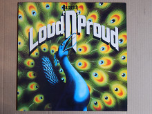 Nazareth ‎– Loud'N'Proud (Castle Classics ‎– CLALP 174, UK) NM-/NM-