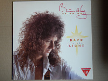 Brian May ‎– Back To The Light 1991 (Parlophone ‎– 072 7 80400 1, Spain) NM/NM-