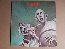 Queen ‎– News Of The World (EMI ‎– 1C 064-60 033, Germany) insert NM-/EX+
