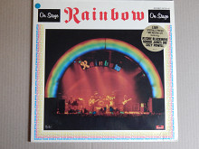 Rainbow ‎– On Stage (Polydor ‎– 2675 142, Germany) 2 insert NM-/NM-/NM-