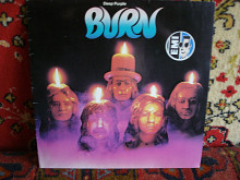 Deep Purple ‎– Burn (Purple Records ‎– 038-79 2611 1, Germany) EX+/EX+