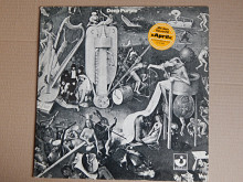 Deep Purple ‎– Deep Purple (Harvest ‎– 038-EVC 90 505, Germany) NM-/NM-