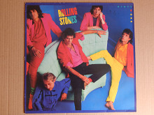 Rolling Stones ‎– Dirty Work (CBS 86321, Holland) EX+/EX+