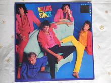 The Rolling Stones ‎– Dirty Work (Rolling Stones Records ‎– CBS 86321, EU) insert NM-/NM-