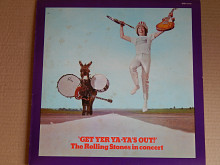 The Rolling Stones ‎– Get Yer Ya-Ya's Out! (London Records ‎– GXD-1015, Japan) EX+/NM-