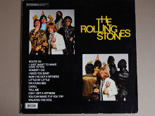 The Rolling Stones ‎– The Rolling Stones (Decca ‎– 118 505 DY, Holland) EX+/NM-