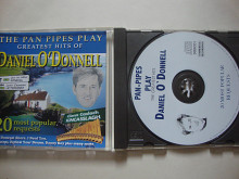 Daniel odonnell the pan pipes play greatest hits