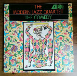 The Modern Jazz Quartet ‎– The Comedy