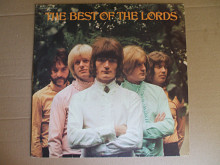 The Lords ‎– The Best Of The Lords (EMI Electrola ‎– 64 871, Germany) EX/EX+