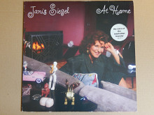 Janis Siegel ‎– At Home (Atlantic ‎– 781 748-1, EU) NM-NM-