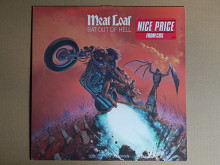 Meat Loaf ‎– Bat Out Of Hell (Epic ‎– EPC 463044 1, Holland) insert NM-/NM-