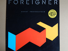 Foreigner ‎– Agent Provocateur (Atlantic ‎– 781 999-1, Germany) insert NM-/NM-