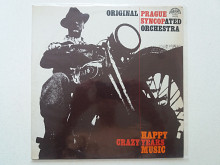 Original Prague Syncopated Orchestra-Happy Crazy Years Music