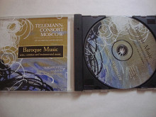 TELEMANN CONSORT MOSCOW MUSIC OF BAROQUE