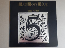 Bad Boys Blue ‎– The Fifth (Seoul Records, Inc. ‎– SOPR-045, South Korea) insert NM-/NM-