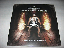 Black Star Riders-Heavy Fire 2017 (Picture LP) (Ex- Thin Lizzy)