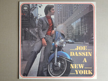 Joe Dassin ‎– A New York (CBS ‎– 62823, France) EX+/EX