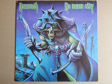 Nazareth-No Mean City (Vertigo ‎– 6370 428, Germany) insert EX+/NM-