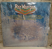 "Rick Wakeman ""Journey to the center of the Earths"" 1974"