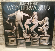Uriah Heep 'Wonderworld""