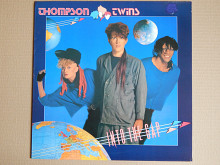 Thompson Twins ‎– Into The Gap (Arista ‎– ARS 39186, Italy) EX+/NM-