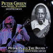 Peter Green with Nigel Watson Splinter Group – Peter plays the blues